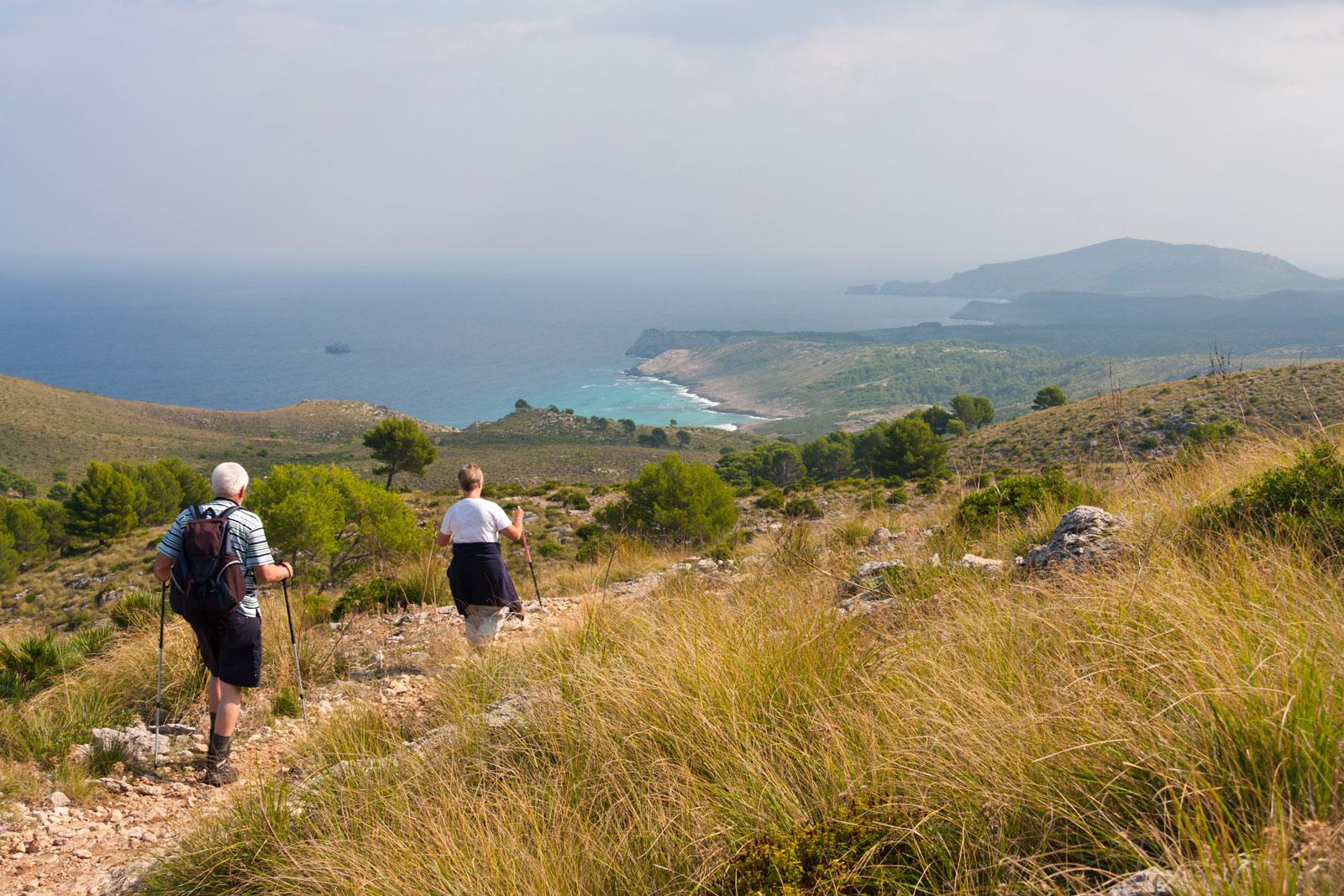 Lebensabend im Süden: Senioren auf Mallorca