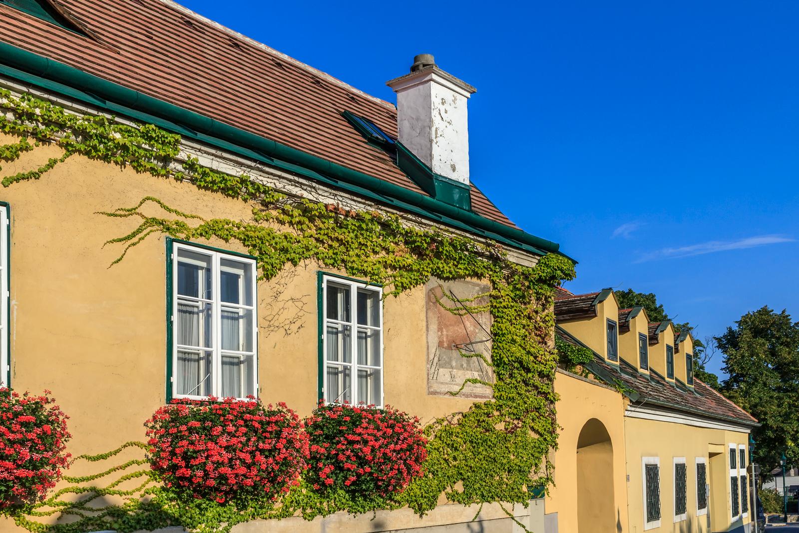 Voller Charme: Klassische Altbauten haben eine besondere Ausstrahlung.
