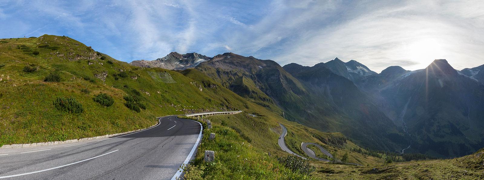 Ausflug mit Ausblick: Österreich hat zahlreiche Routen zu bieten, die eine Reise wert sind.