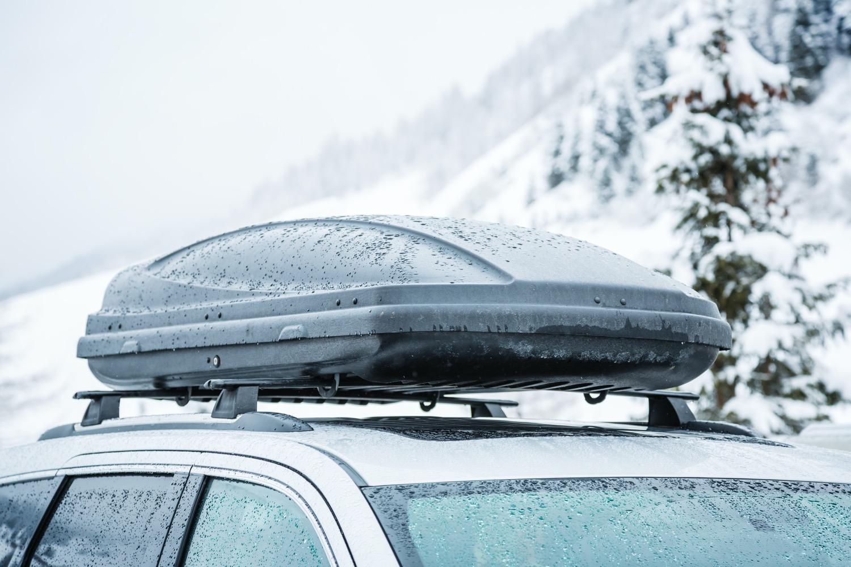 Erweiterter Kofferraum: Mit einer Dachbox schaffst du dir zusätzlichen Stauraum.
