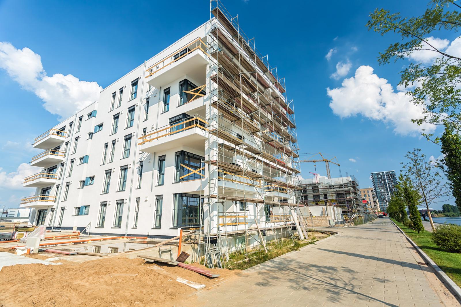 Sonderfall: Eigentümer einer Wohnung sind Miteigentümer der gesamten Immobilie.