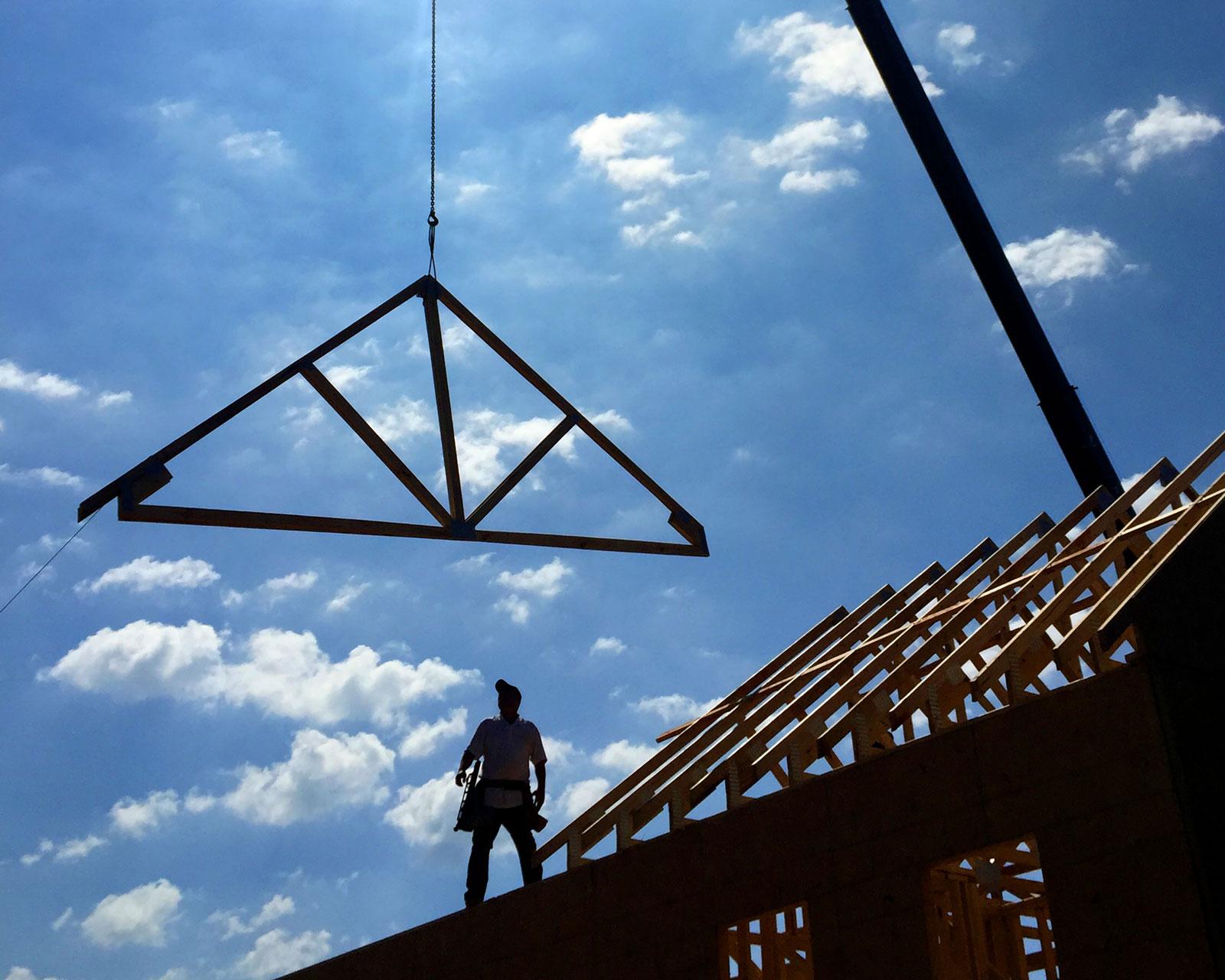 Aufgepasst: 10 bis 20 Baumängel weist ein Neubau im Schnitt auf.