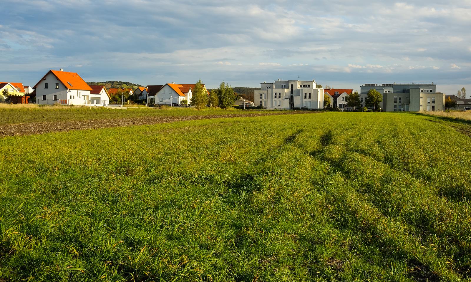 Bauland im Burgenland