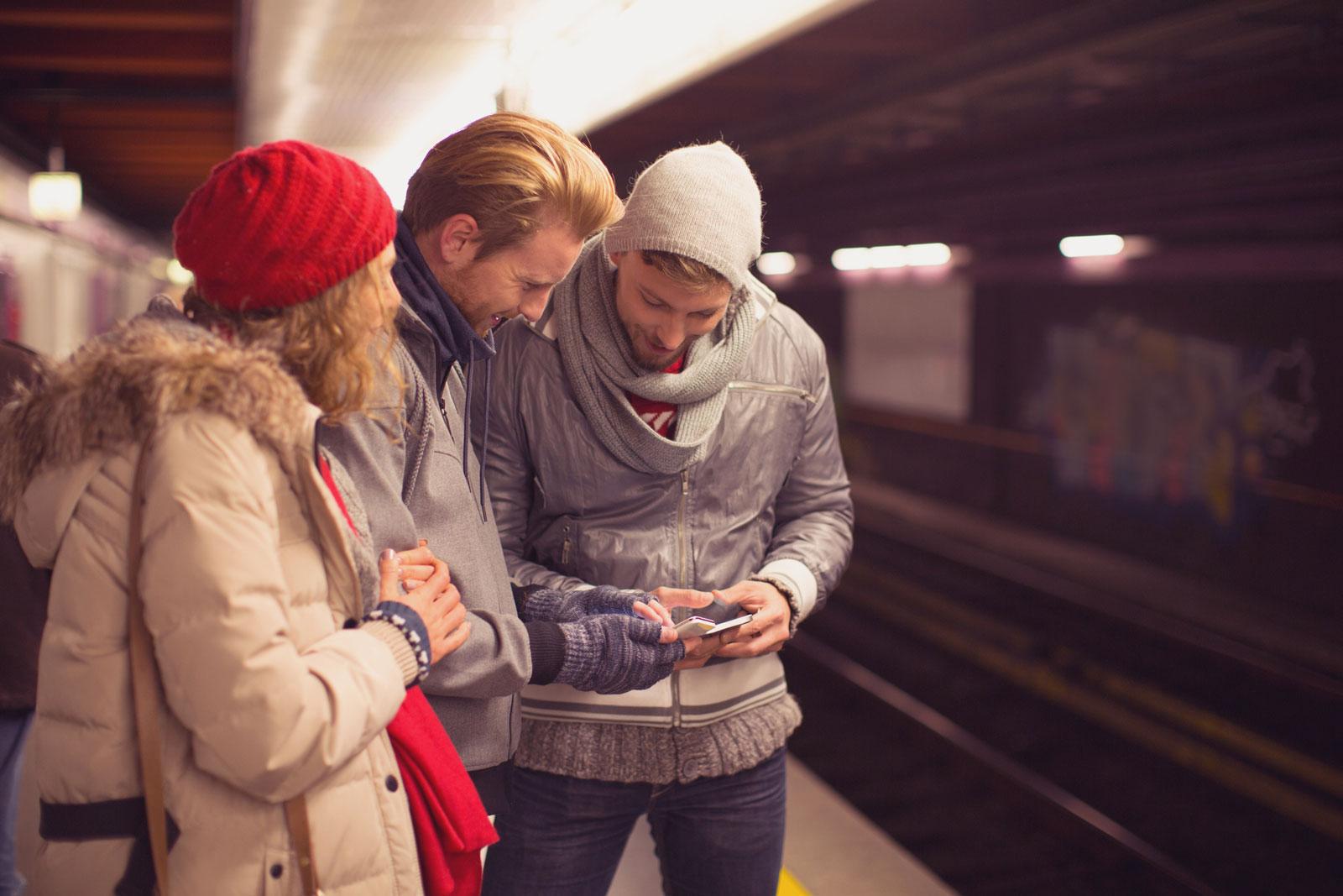 Mobilität via App: Sharing-Angebote und Nahverkehr kannst du in Wien über dein Smartphone kombinieren.