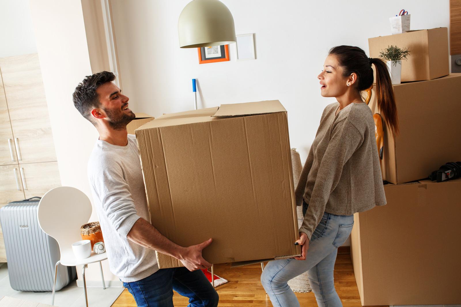 Teamwork: Gemeinsam den Hausbau zu stemmen klappt auch ohne Ring am Finger. Doch was passiert, wenn die Beziehung zerbricht?
