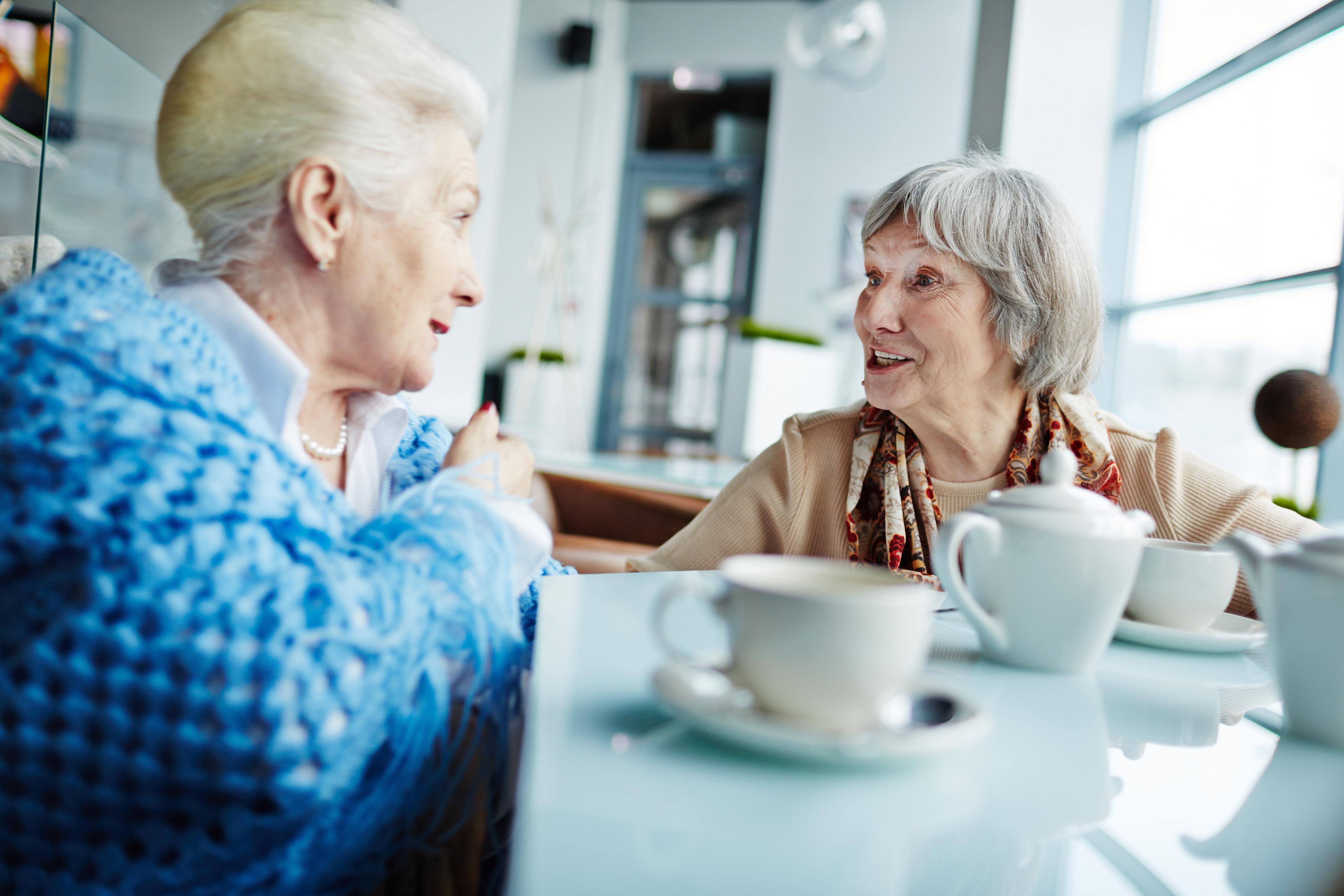 Mit der richtigen Vorsorge und Planung kann die eigene Wohnung auch für das Alter fit gemacht werden.