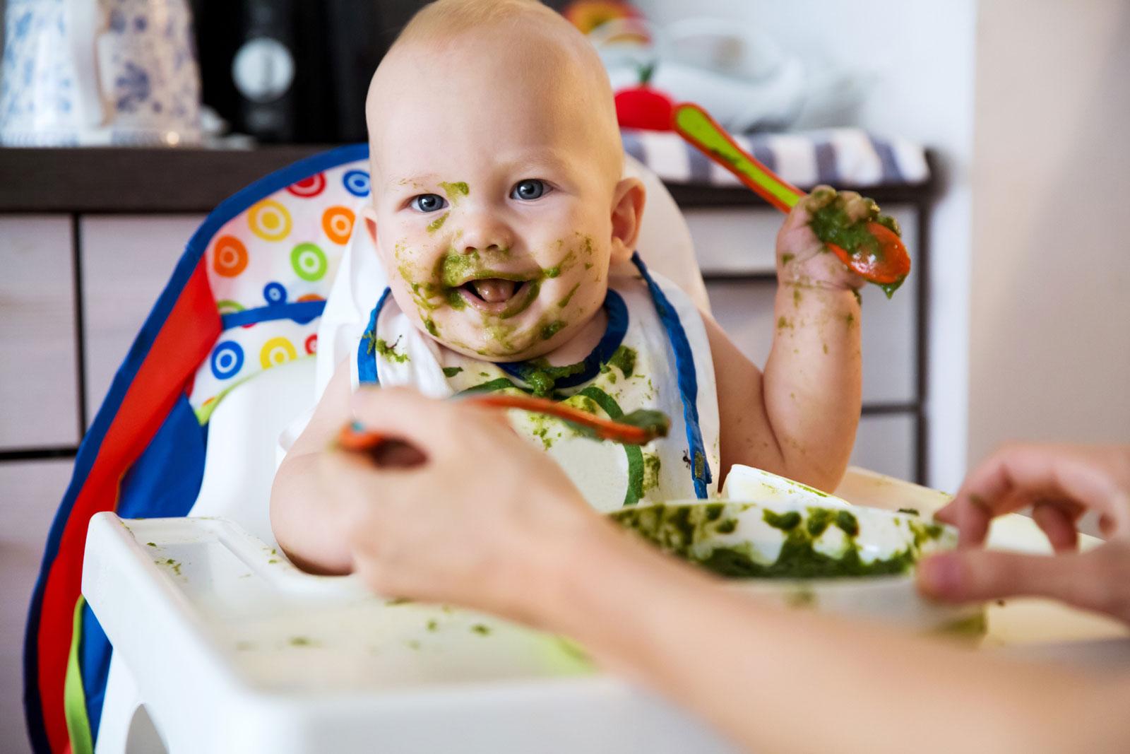Wichtig: eine positive Einstellung zum Essen
