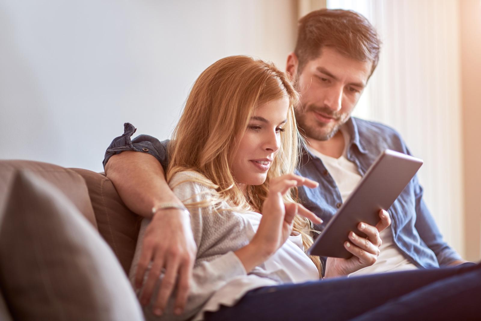 Grundriss planen: Mit den richtigen Apps kannst du dir dein Haus auf dem Tablet oder Smartphone selbst gestalten.