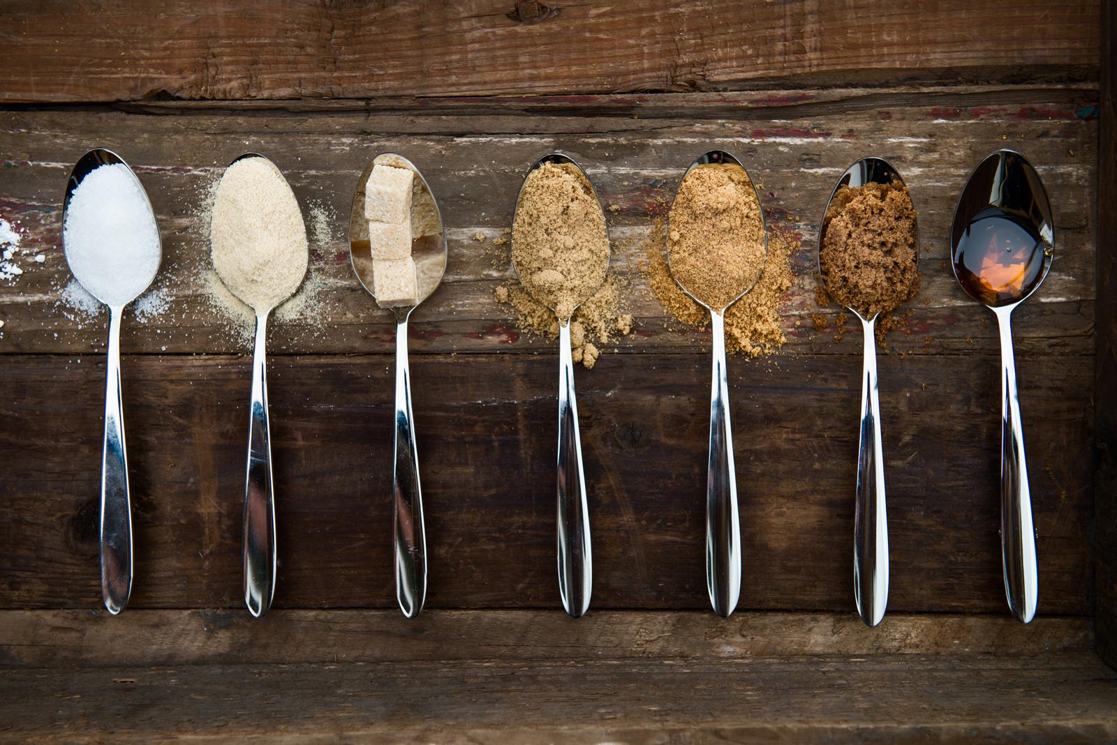 Zucker hat viele Gesichter: Maltose, Dextrose und Glukose sind nur einige Formen des Süßungsmittels