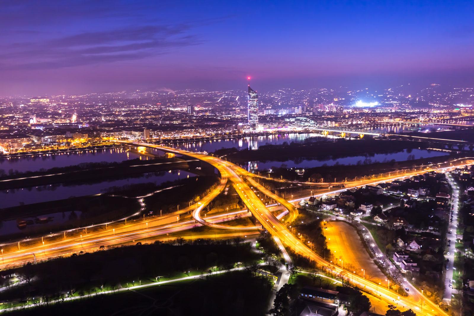 Wachsende Metropole: Wien arbeitet an attraktiven Alternativen zum Autoverkehr.