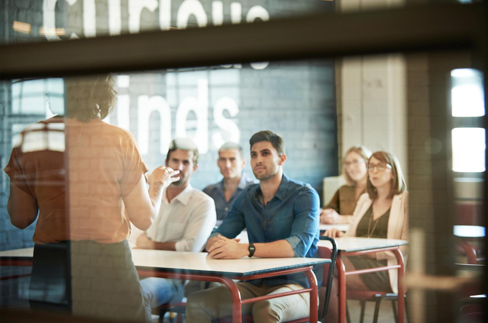 Durch Qualifizierung Verdienstmöglichkeiten langfristig steigern