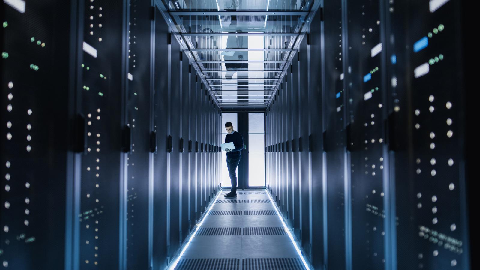 Der Database Specialist kümmert sich um Entwicklung, Administration und Pflege von Datenbanken.