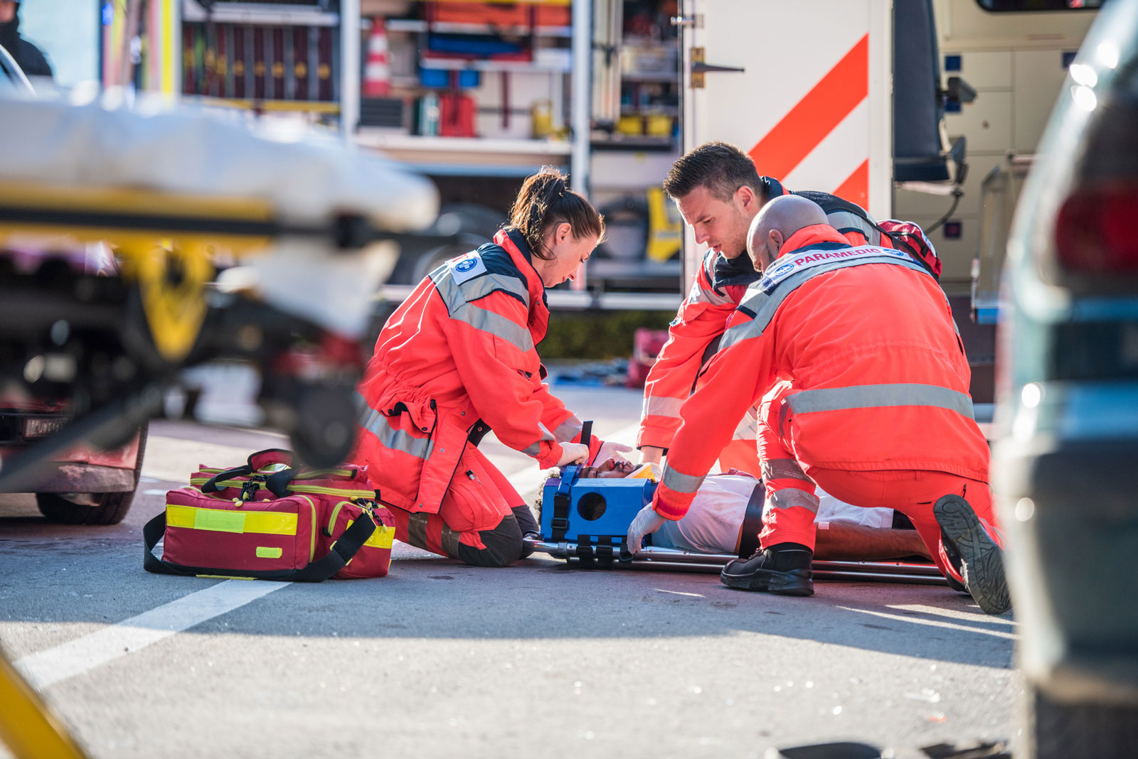 Unfälle in der Freizeit: Folgekosten sind von der  gesetzlichen Unfallversicherung nicht abgedeckt.