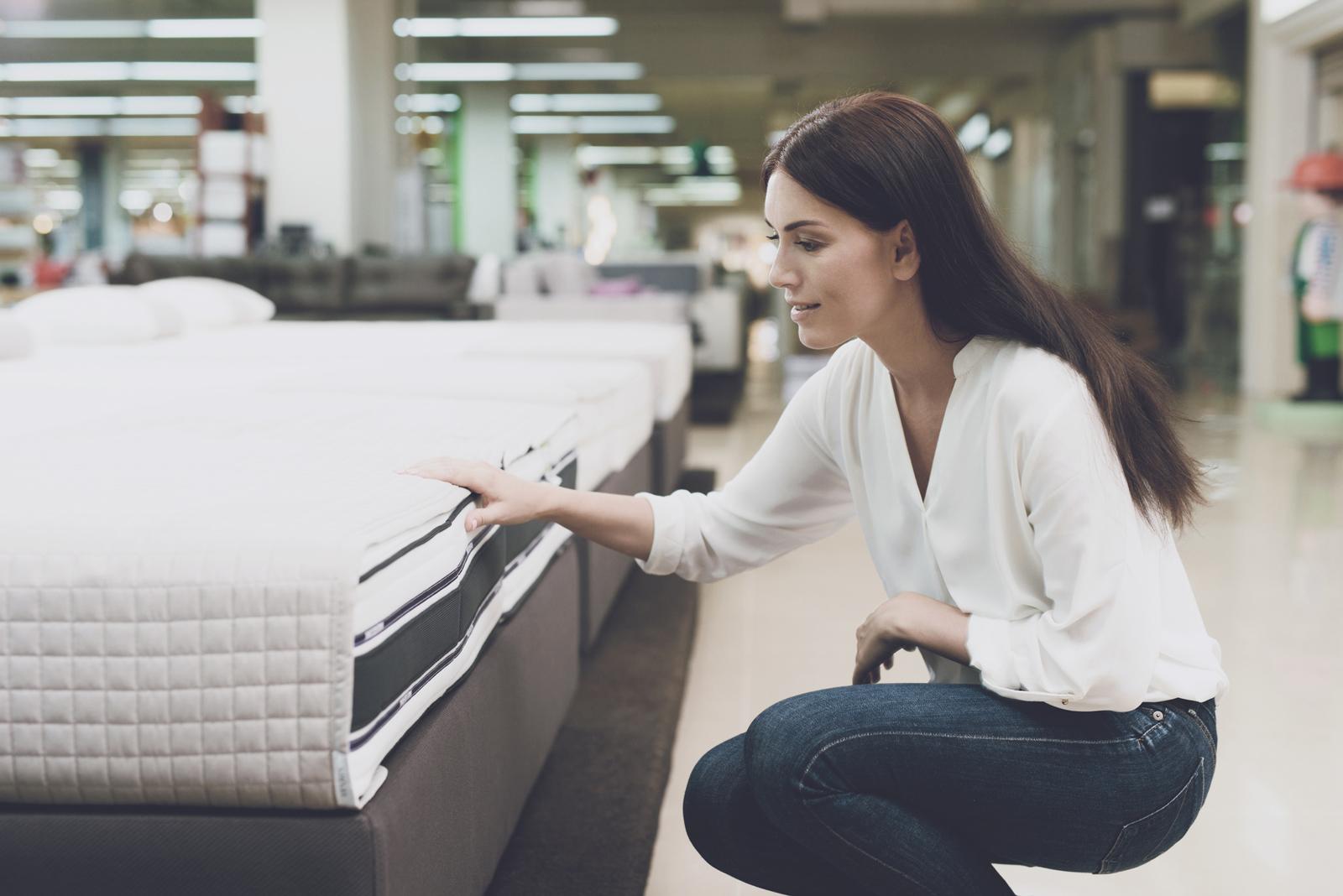 Individuell gebettet: Nur du selbst kannst entscheiden, welche die perfekte Matratze für dich ist.