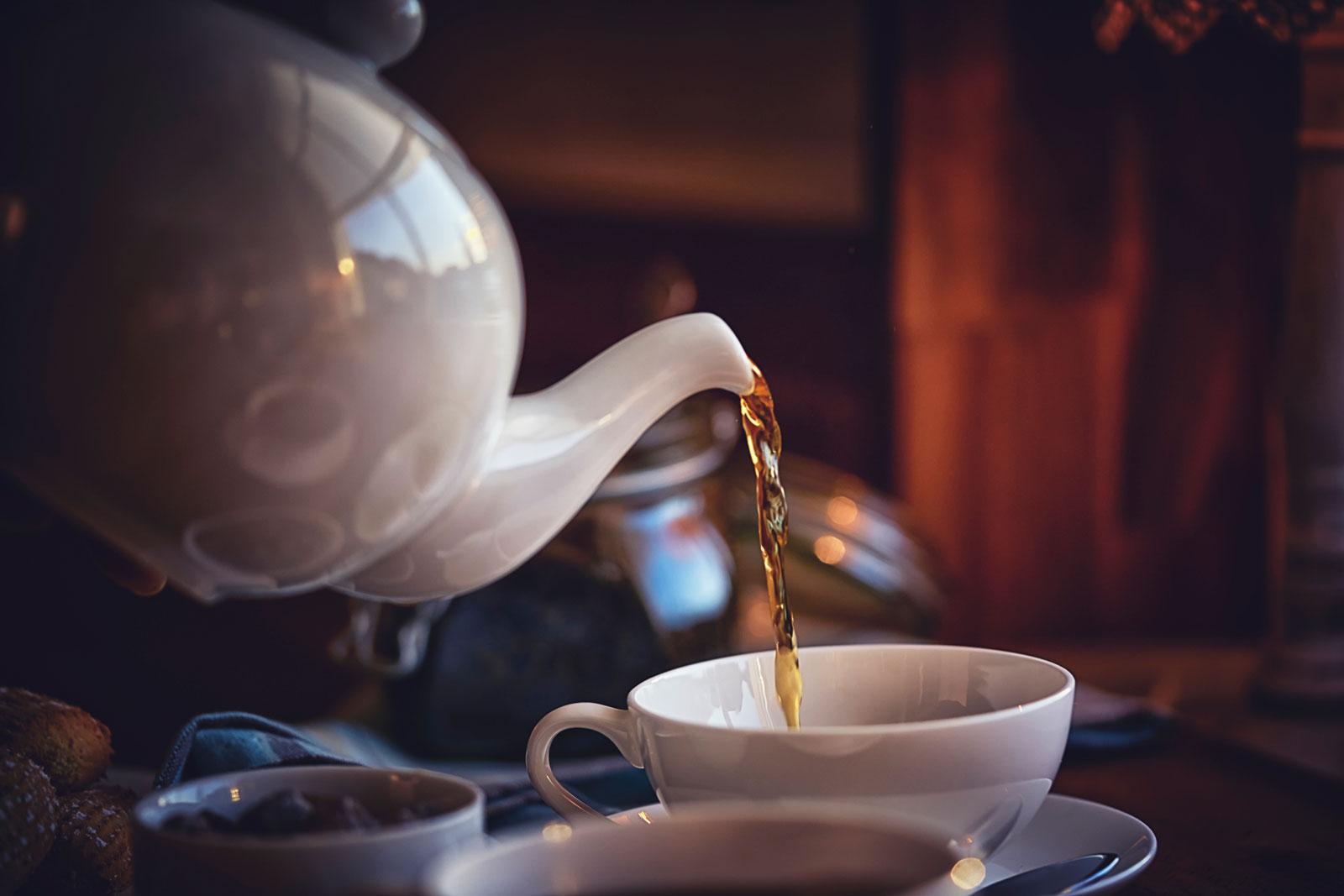 Lebensgefühl Tee