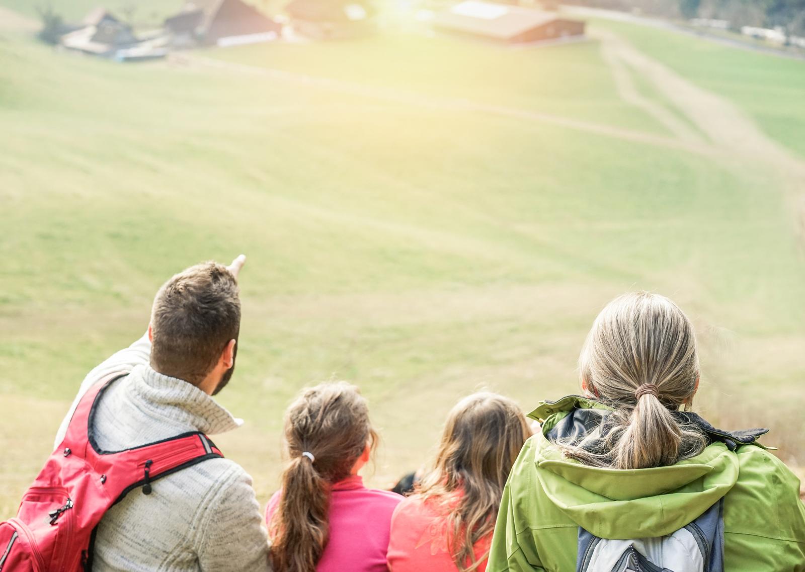 Das Ziel vor Augen: Nur wer weiß, was er im Alter braucht, kann auch entsprechend vorsorgen.