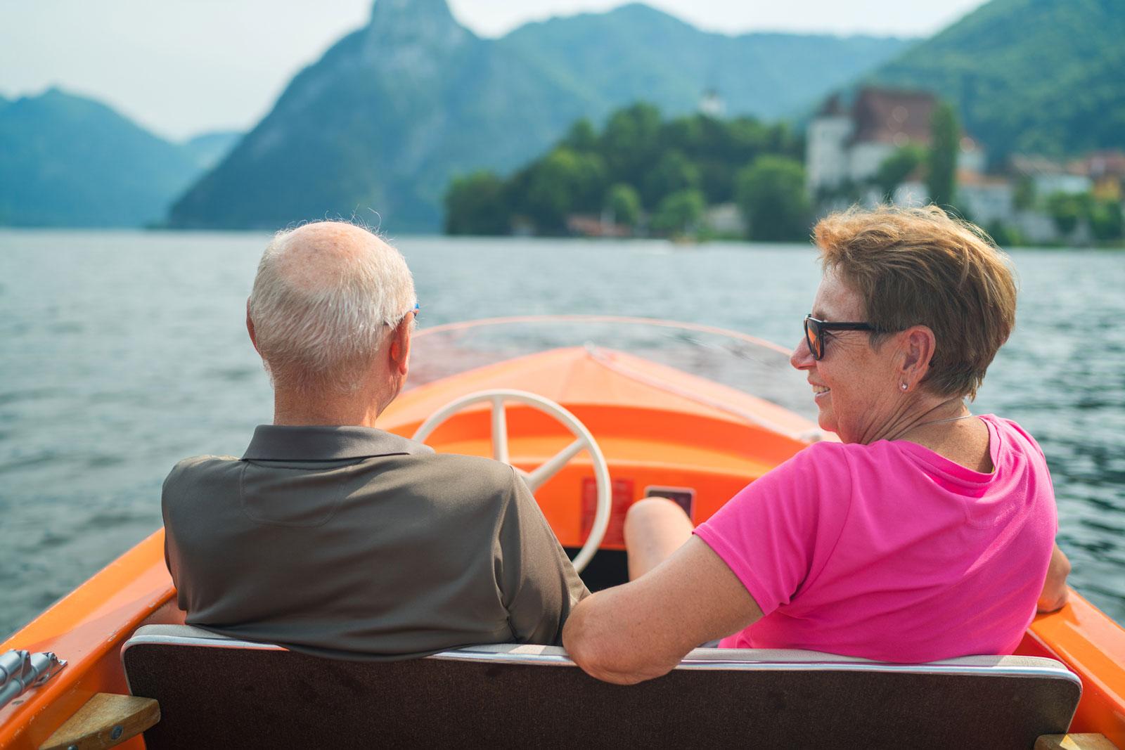 Demografieentwicklung: Finanzierunglücke im Pensionssystem wird größer.