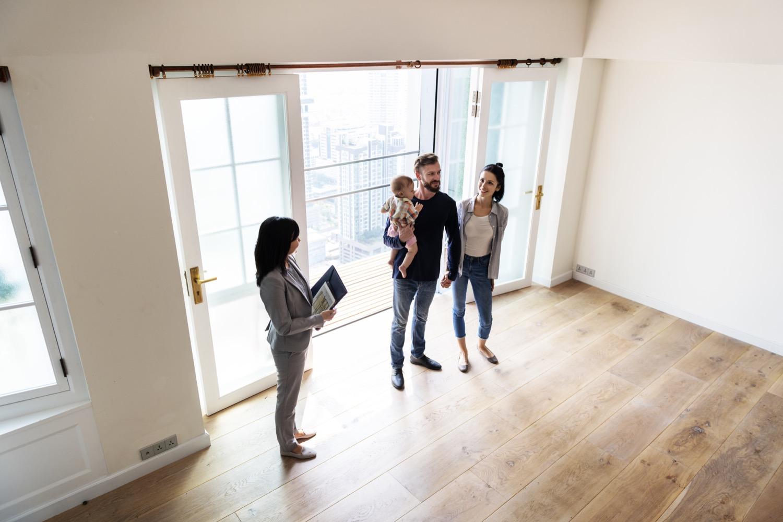 Eine Eigentumswohnung hat viele Vorteile – wenn man die richtige Nachbarschaft findet.