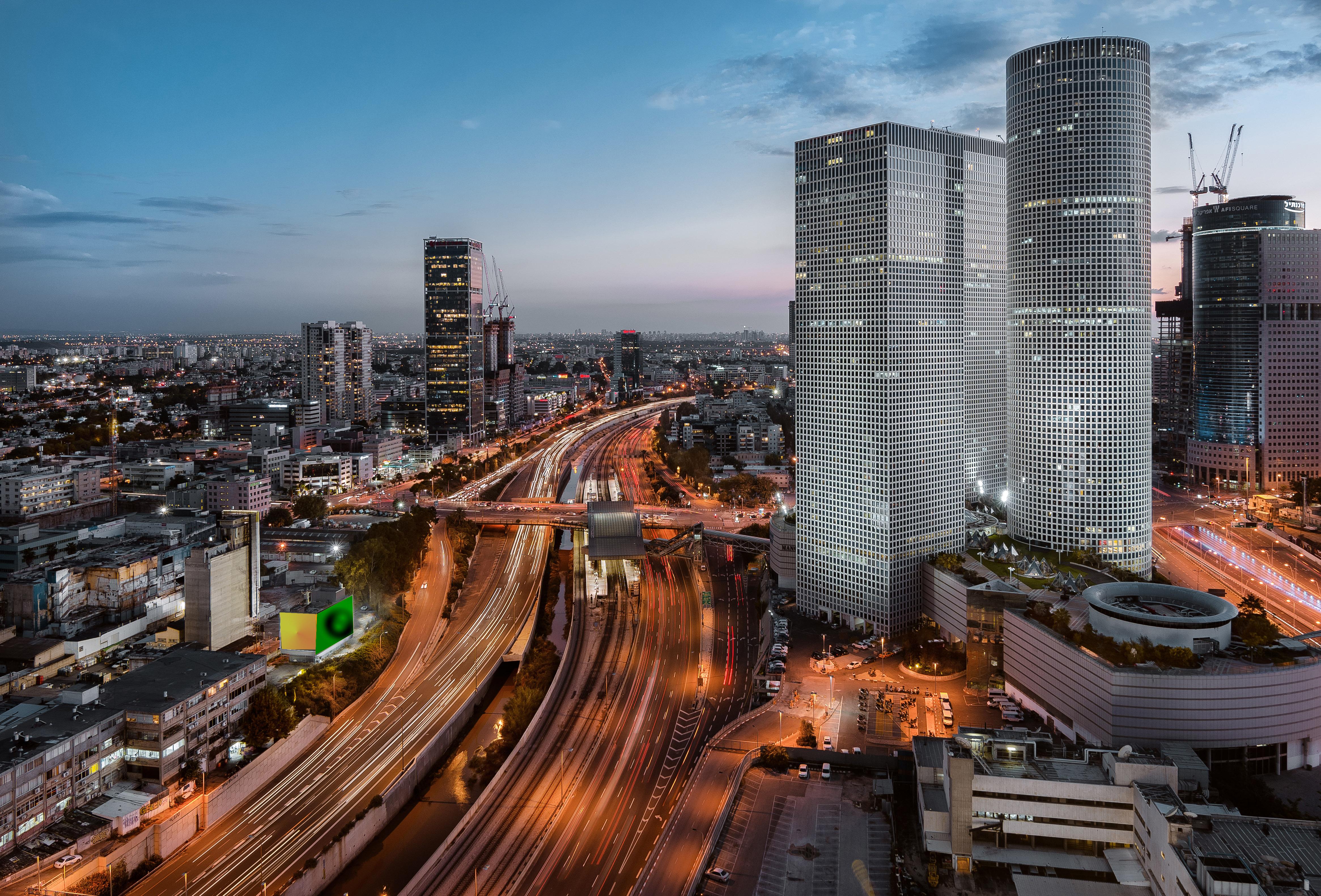 Höchst dynamisch: Tel Aviv. Kaum ein Top 500-Unternehmen ist hier nicht vertreten.