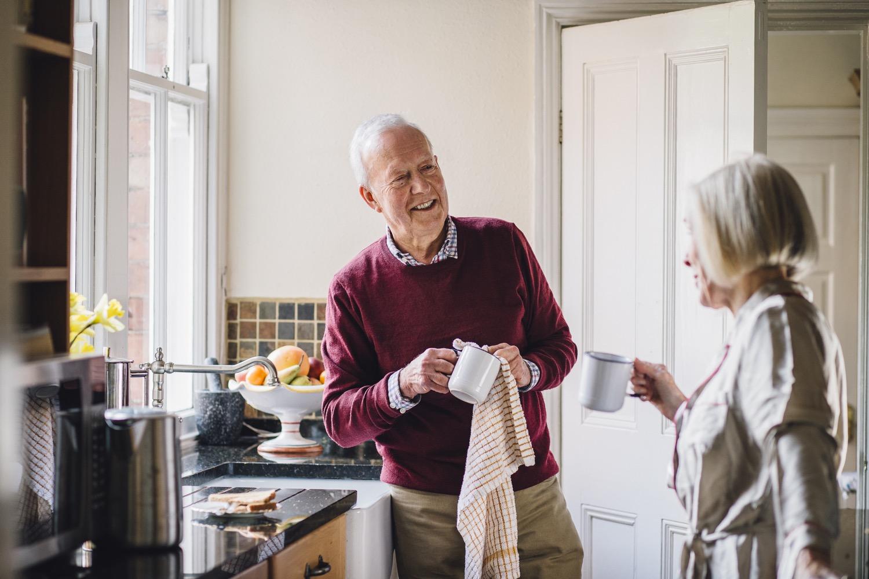 Den Ruhestand unbeschwert genießen: Wer zusätzlich vorsorgt, braucht eine Pensionslücke nicht zu fürchten.