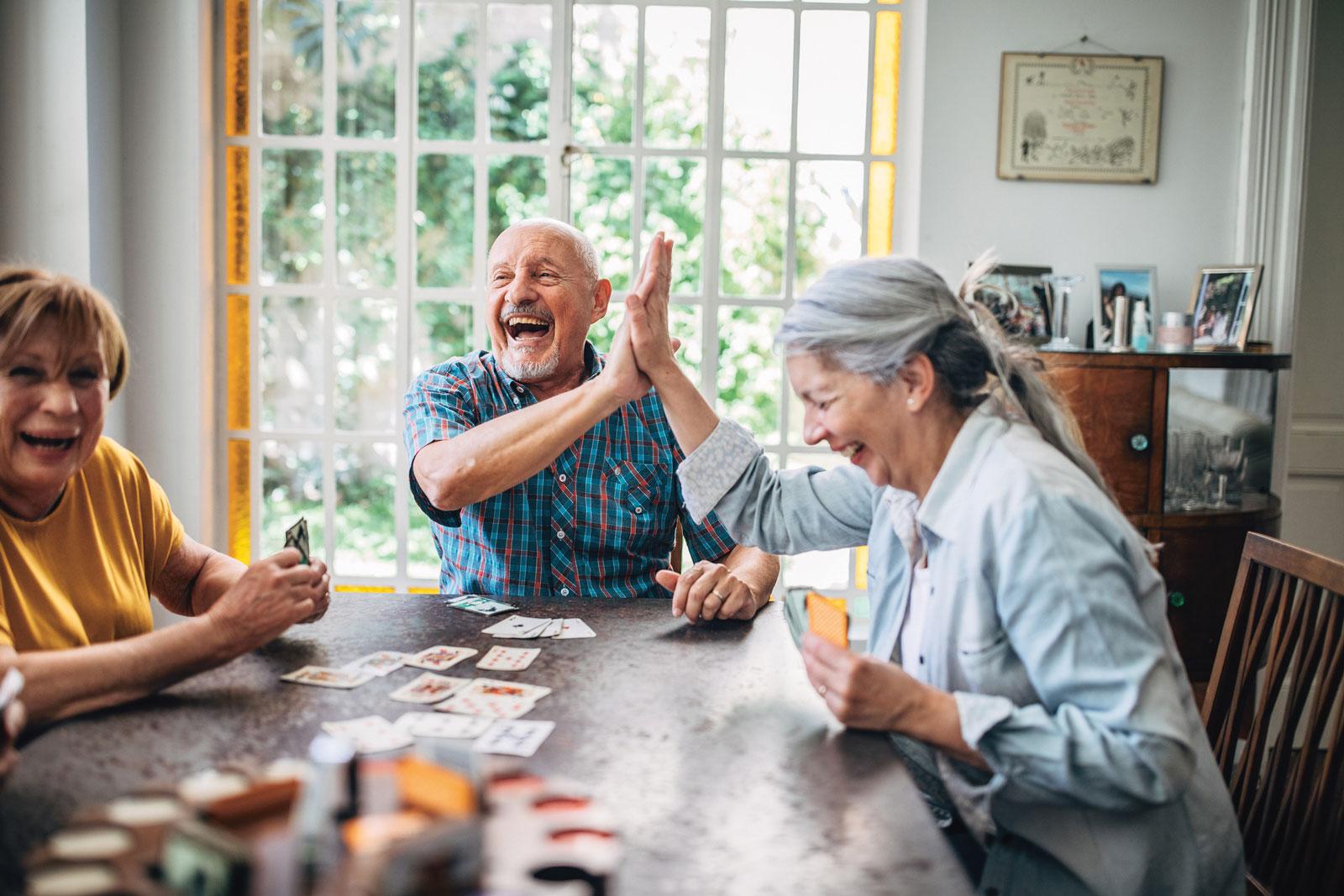 Mit guter Vorsorge das Alter genießen
