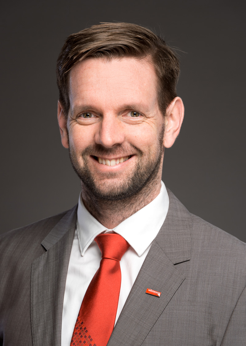 Klaus Brixler, E-Learning-Manager bei Wüstenrot