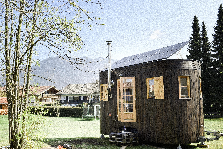 Progressive Provinz: Projekte wie das von Wohnwagon in Gutenstein läuten die Renaissance des Landlebens ein.