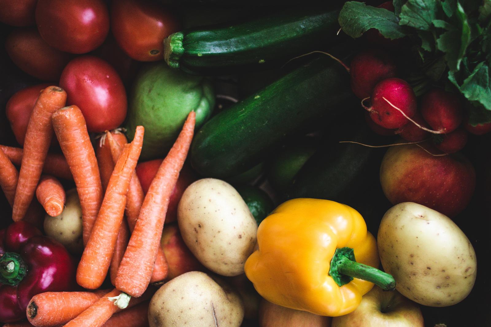 Verbessert Immunabwehr: Ernährung mit Gemüse und mehrfach ungesättigten Fettsäuren