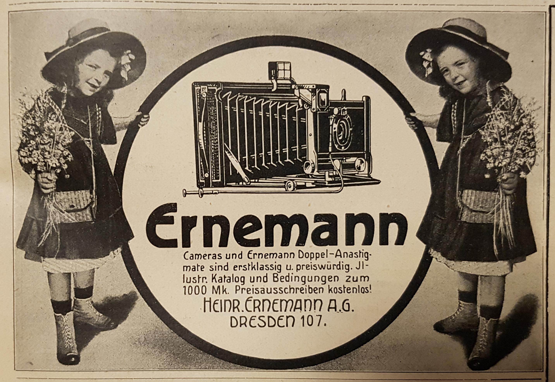 Die Ernemann-Werke profitierten von Musgers Arbeit. Sie gingen 1926 in der Firma Zeiss Icon auf.