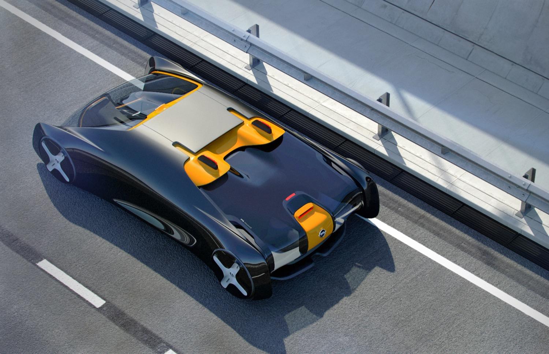 Überzeugendes Design: Roman Zenin hat sich beim Opel H vom Katamaran inspirieren lassen.