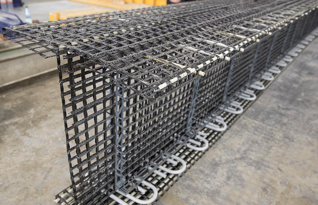 Carbon statt Stahl: Für die Kohlenstofffasern können auch aus Abfallprodukten hergestellt werden.
