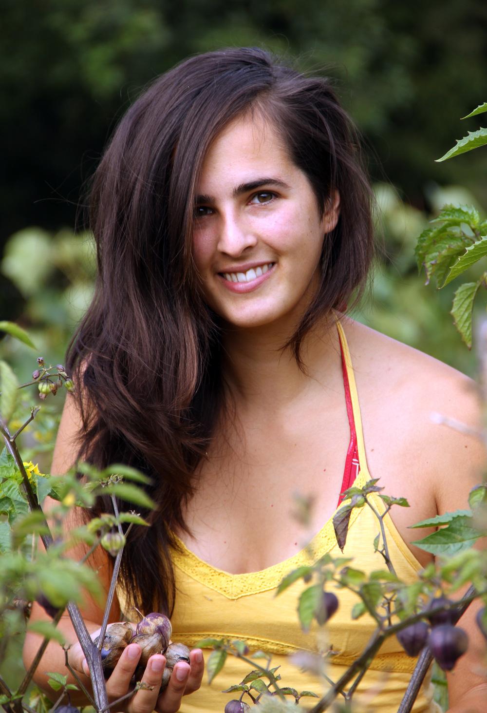 Bloggerin und Autorin Lisa Pfleger