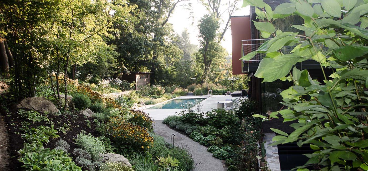 Gartengestaltung von Clemens Lutz