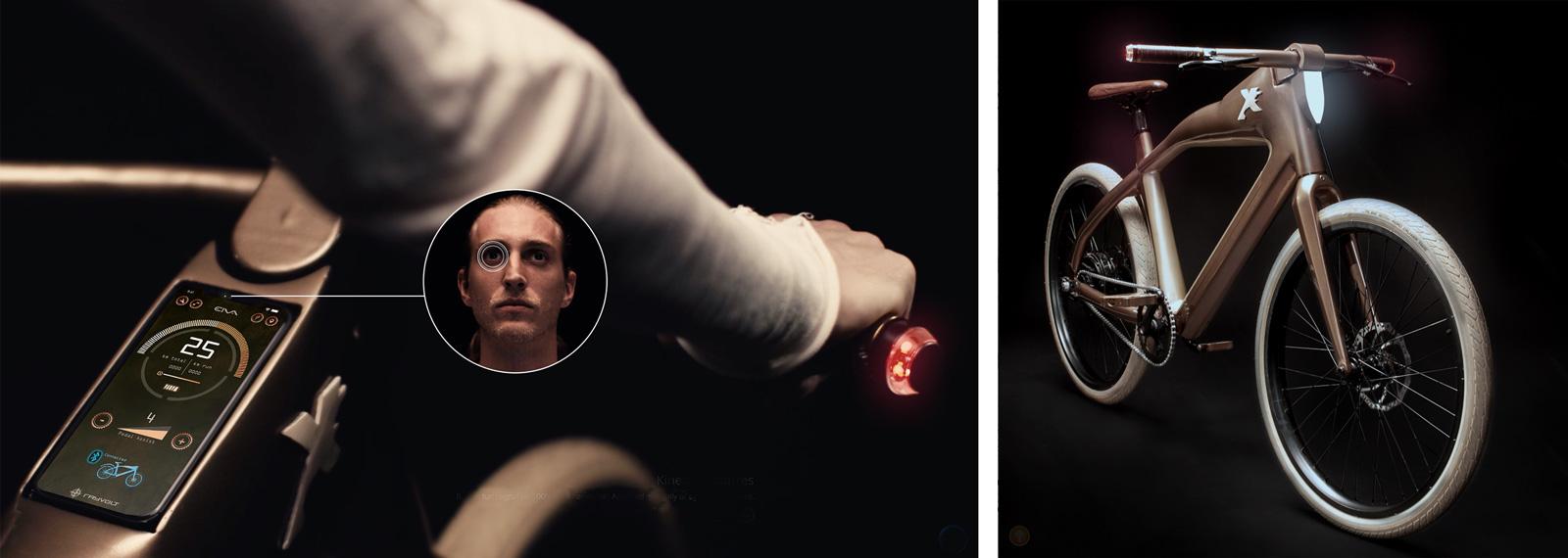 Das Fahrrad wird zum Smartbike: X-One von Rayvolt