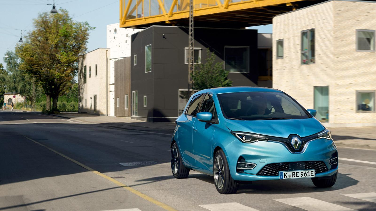 Renault Zoe Life R110 ZE 50