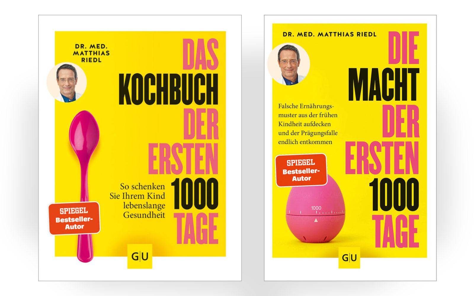 Die zwei Veröffentlichungen von Dr. Riedl zum Thema