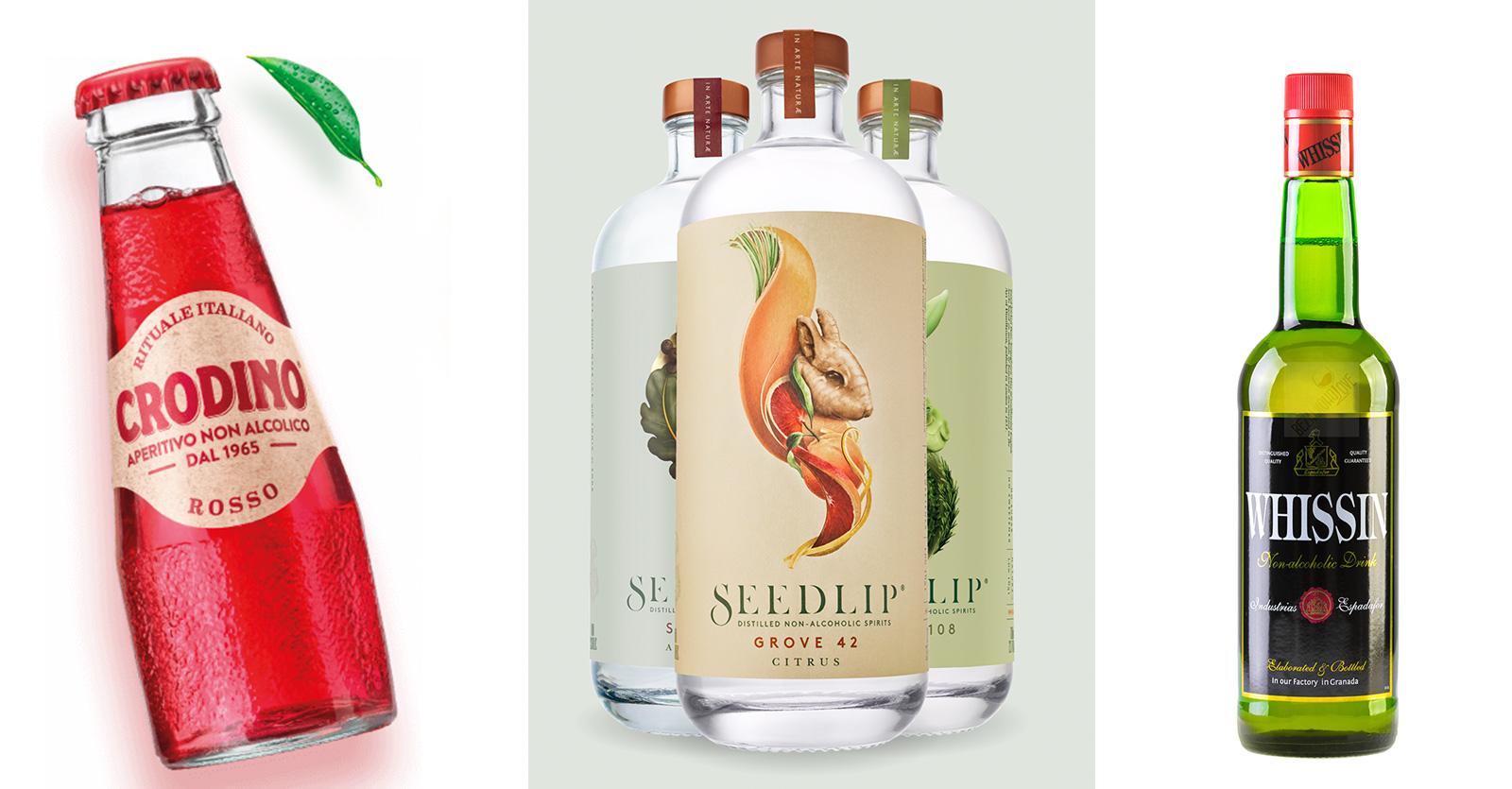 Immer beliebter: alkoholfreie Spirituosen