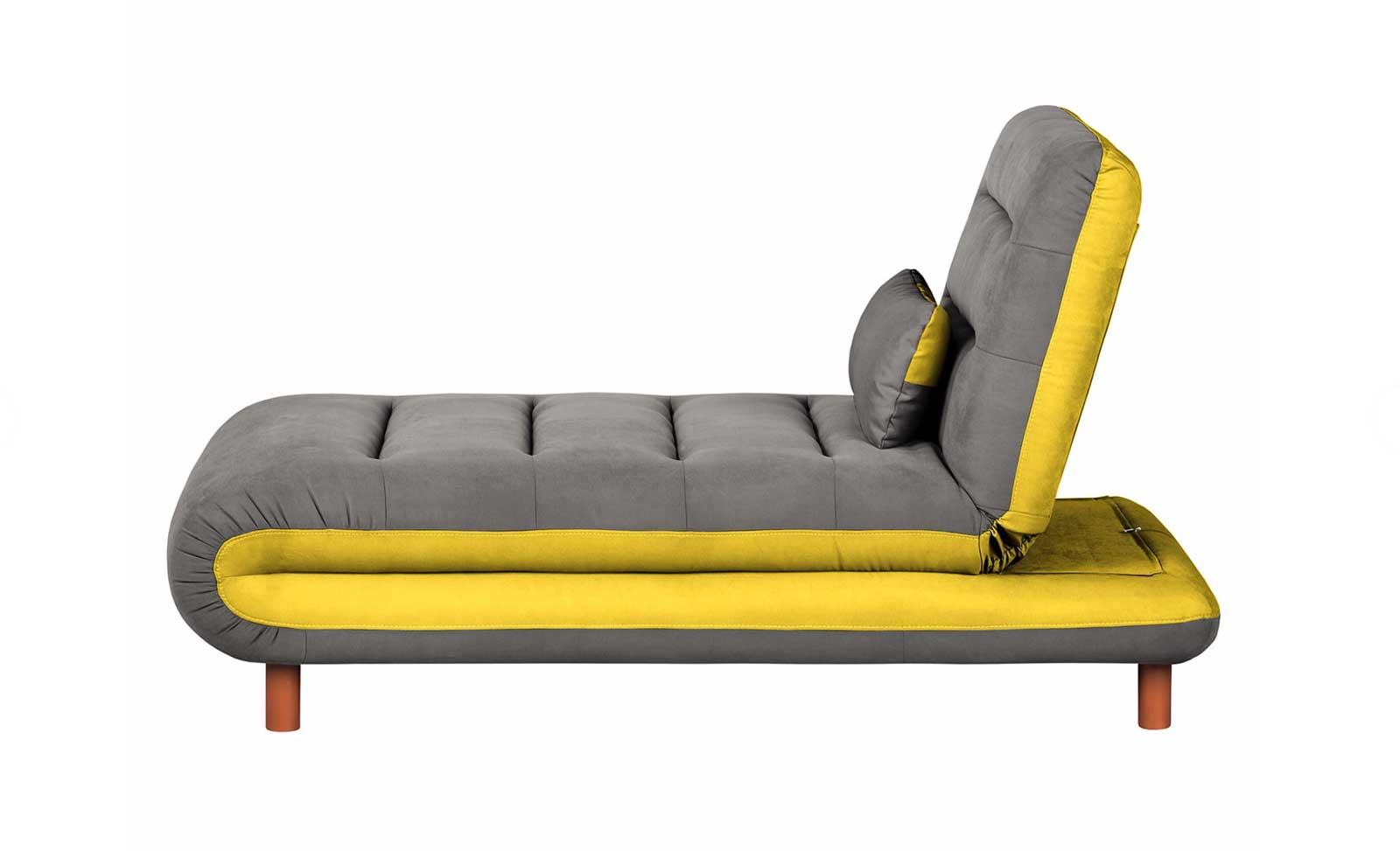 """Die Farben des Jahres in einem Möbelstück: Chaiselongue """"energy"""""""
