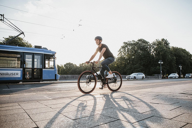 Elegant und günstig: Das neue Sushi Bike gibt es für unter 1000 Euro. Die Lieferung beginnt Ende 2019.