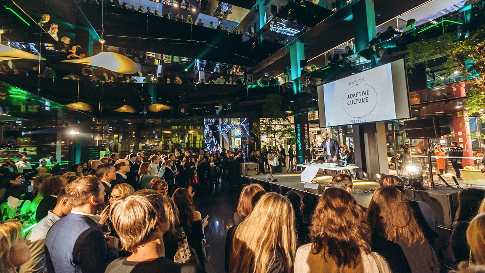 Startup-Hub Wexelerate in Wien