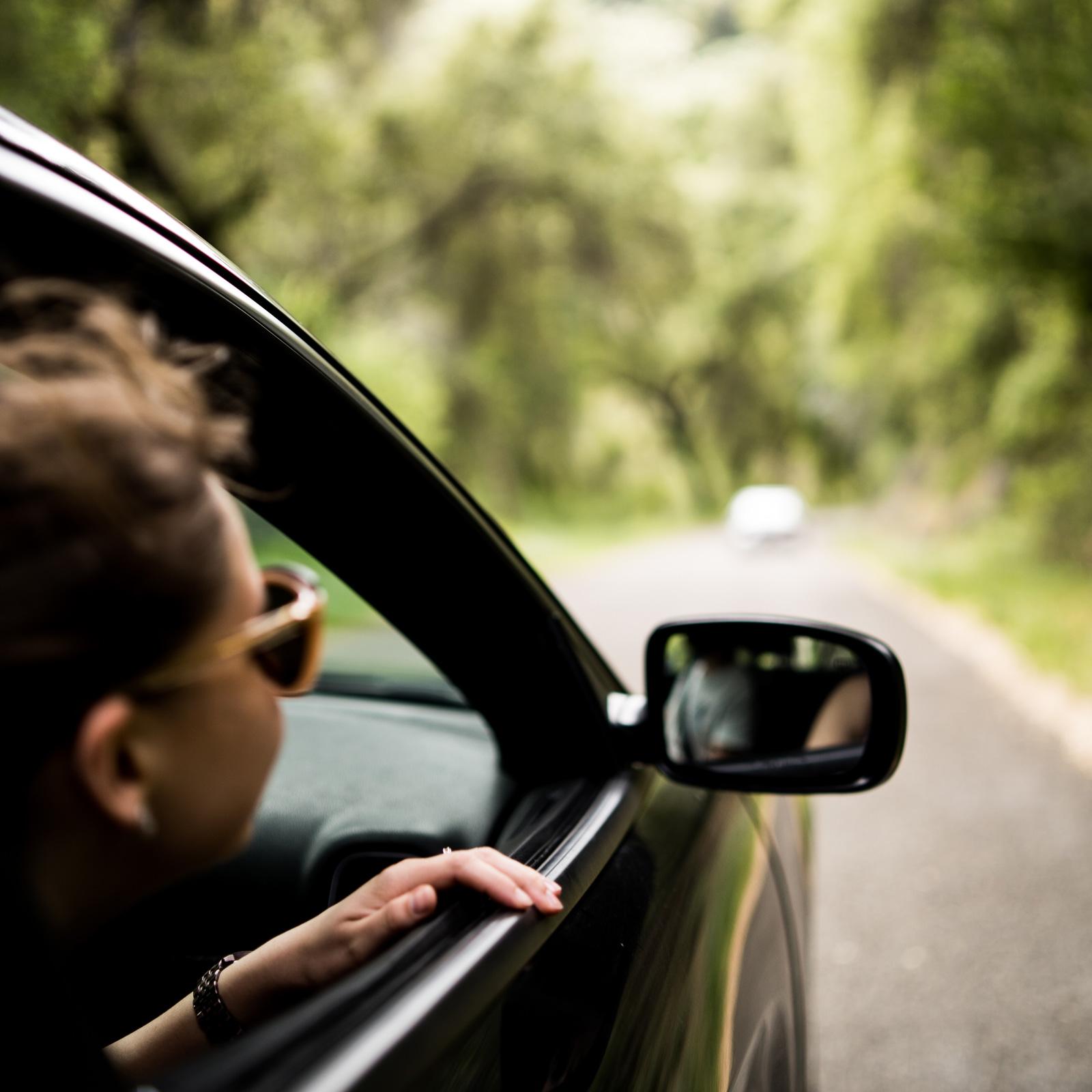 Das Auto ist bei weitem das beliebsteste Verkehrsmittel für den Sommerurlaub.