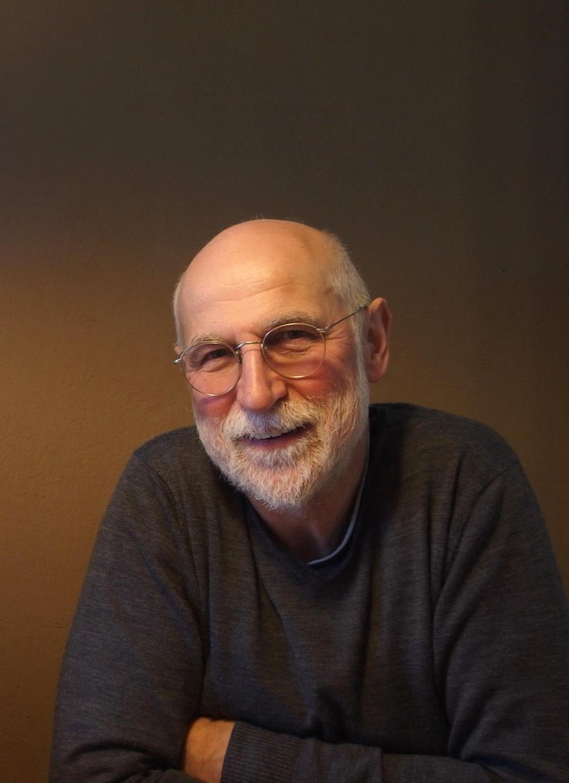 Georg W. Reinberg, österreichischer Architekt, lebt und arbeitet in Wien
