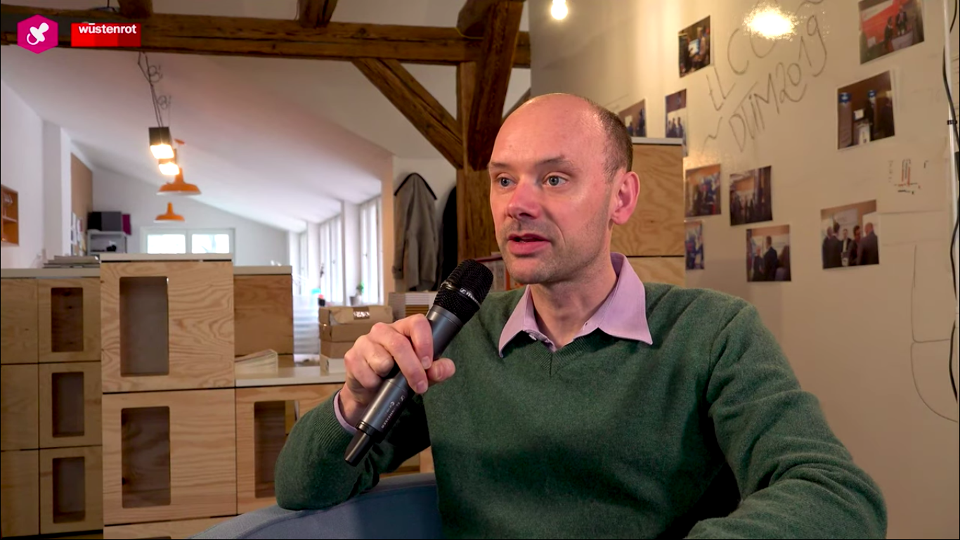 Thomas Fundneider, Experte für Innovations- und Wissensprozesse