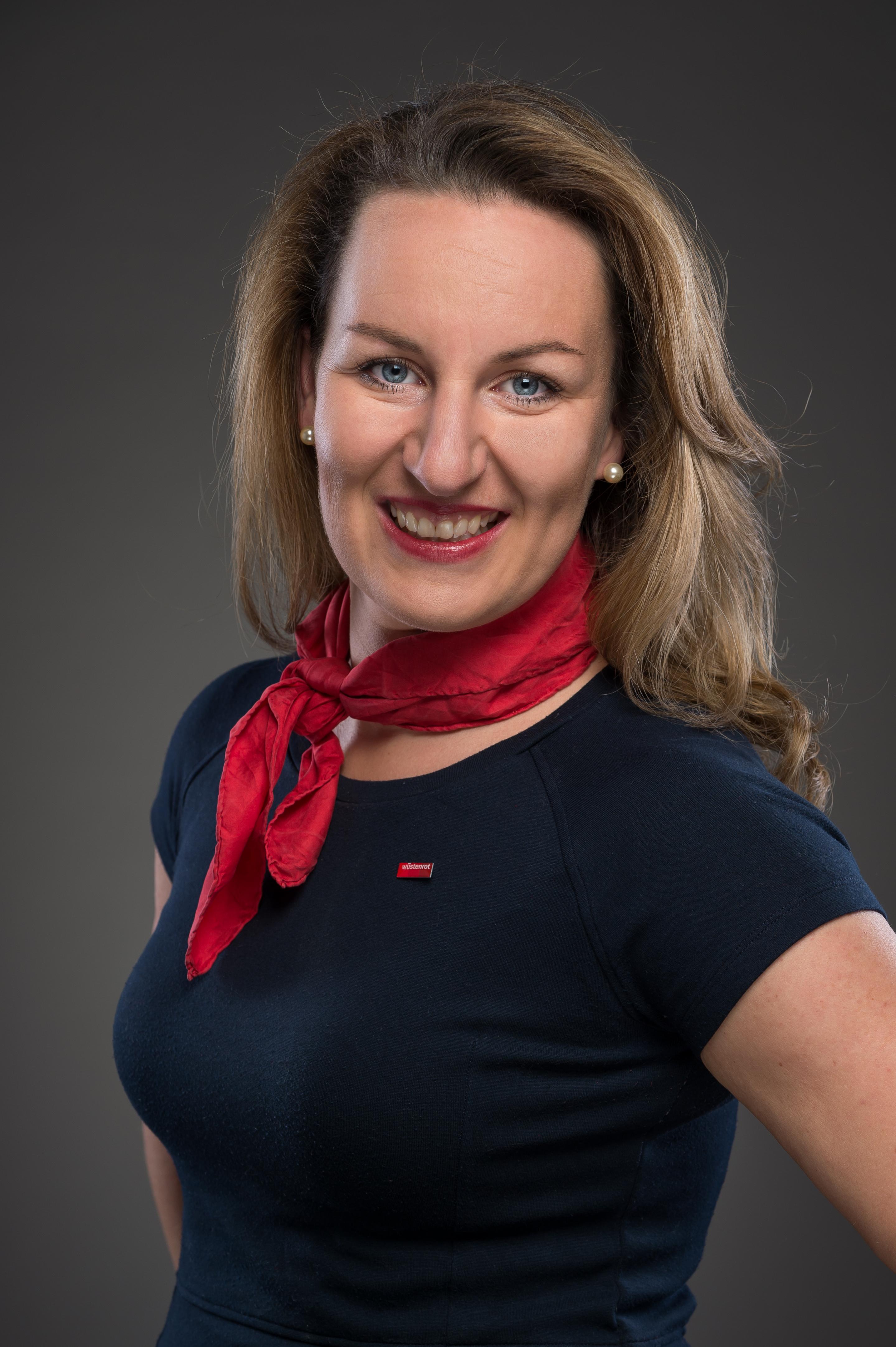 Ines Bernauer-Senghaas ist Personalentwicklerin bei Wüstenrot