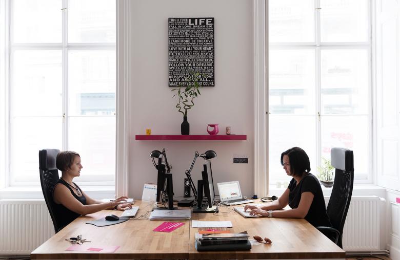"""Start-up-Philosophie: """"Wir versuchen aus jedem Tag einen geschmeidigen Tag zu machen."""""""