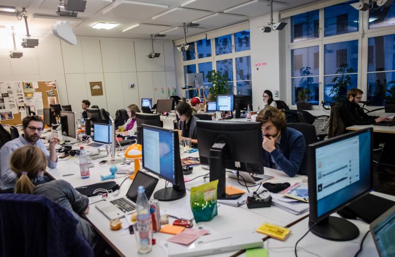 In Österreich gilt insbesondere Wien als Hotspot der Startup-Szene.