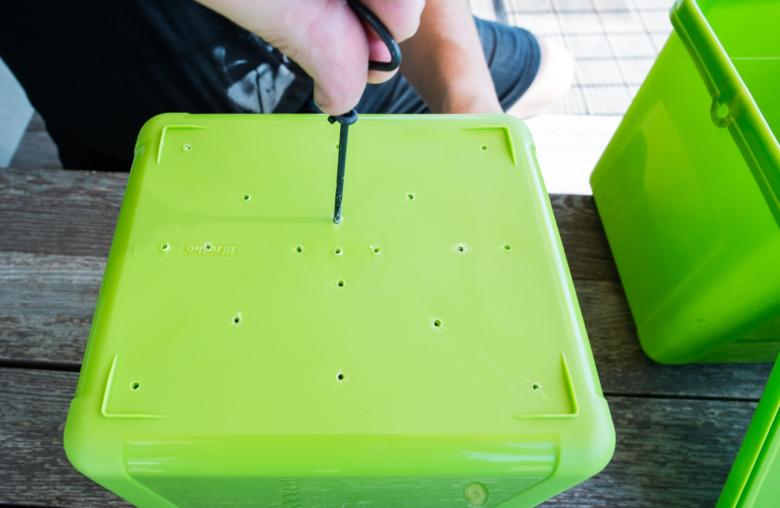 Bokashi So Funktioniert Der Mini Kompost Fur Die Kuche Wustenrot