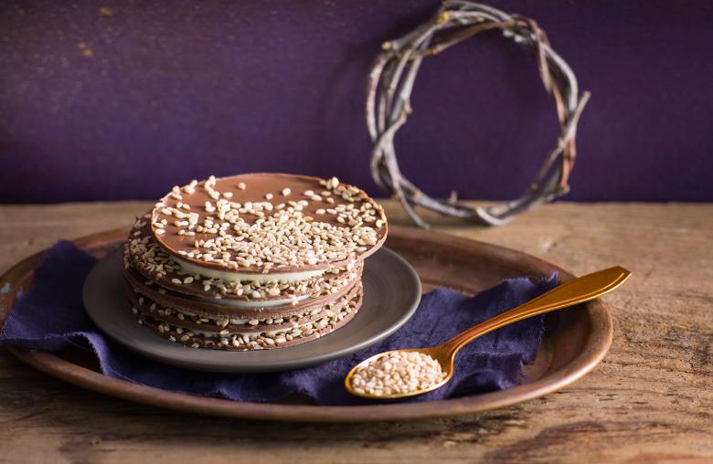 Die Essenz guter Schokolade sind die Rohstoffe (Foto: Confiserie Berger)