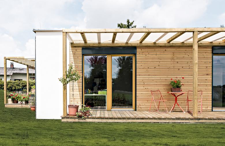 Modulhaus-Hersteller Commod House baut ökologisch und sorgt für gesundes Wohnen.