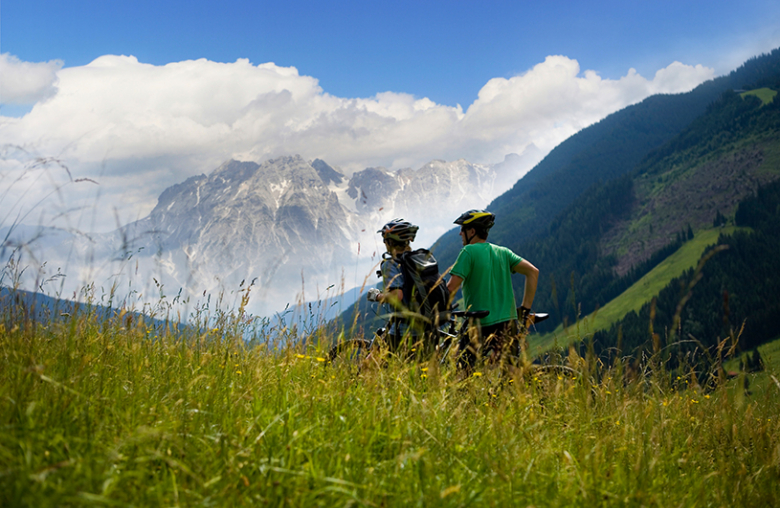 Voll im Trend: In Österreich sind mittlerweile über 200.000 E-Bikes unterwegs.